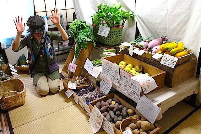 ママゴト会、&お野菜もちょっと。