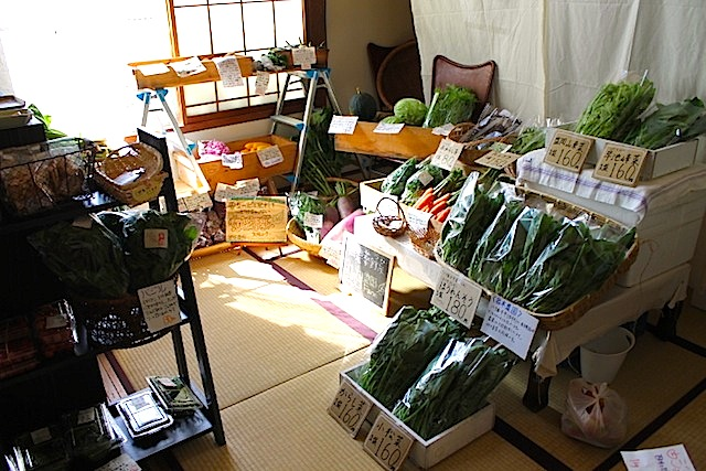 お野菜もりもり。