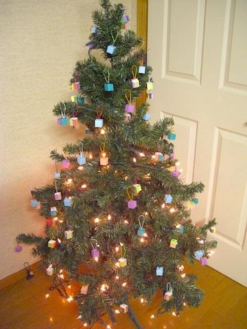 スペシャルなクリスマス1。