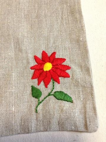 刺繍への野望。