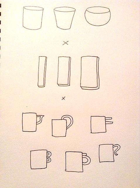 本体×取手=無限パターン。