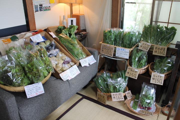 お野菜は27日と28日です。