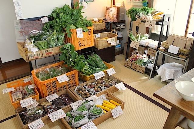 7月のお野菜市は。