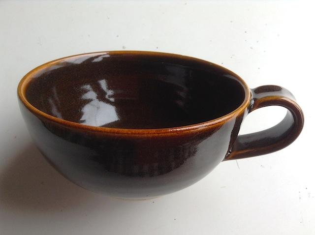 スープカップ2015秋バージョン。