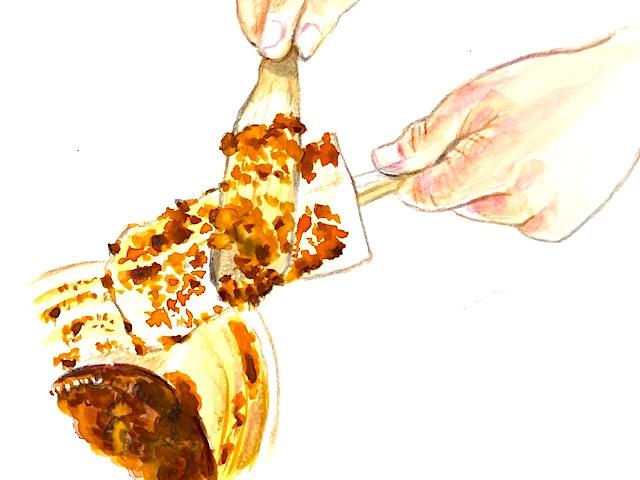 【食のあしあと】田楽豆腐